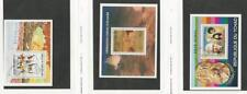 Chad, Postage Stamp, #C190, C194, C199 Used Sheet, 1976 Space, Olympics
