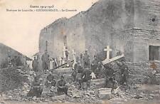 CPA 54 COURBESSEAUX LE CIMETIERE