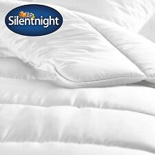 2016 Edition - Silentnight 4.5 Tog Hollowfibre Duvet Quilt Bed Bedding Single