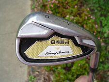 Tommy Armour 845 ci Men's RH Pitching Wedge Golf Club R-Flex Steel