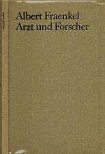 Weiss, Albert Fraenkel * 1848 mußbach, medico, cuore U tubercolosi-ricercatori, 1964