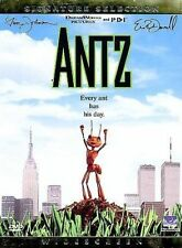 Antz & Signature Selection Dvd Eric Darnell(Dir) 1998