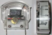 2 X Prime Model 60 Emergency Generator Analog Wattmeter - 3750 Watt Scale - 125V
