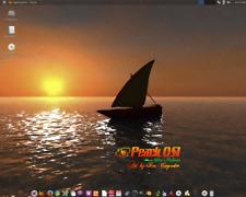 Peach OSI Mac OS X live DVD ubuntu based linux fast secure and looks great