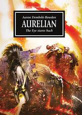 Warhammer 40K Black Library Aurelian Silver Limited Edition