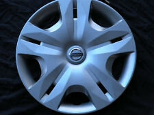 """Hubcap Wheelcover Versa 15"""" 2009 2010 2011 2012  Prioity Mail 40315-ZW80A #726"""
