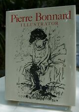 PIERRE BONNARD ILLUSTRATOR A CATALOGUE RAISONNE by Antoine Terrasse 1989 FINE