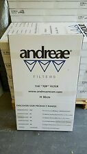 Paint Spray Booth Concertina Cardboard Filter ANDREAE ORIGINAL 3ft x 30ft