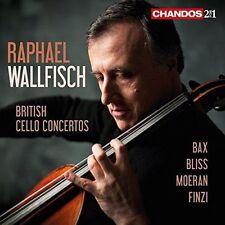 British Cello Concertos, New Music