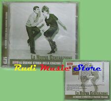 CD STORIA CANZONE ITALIANA 5 compilation PROMO SIGIL PAOLI DORELLI PAVONE (C16)