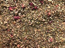 Skullcap Mullein Lobelia Rose Catnip No.42 Herb Blend Mix Spice Discounters