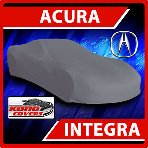 Fits [ACURA INTEGRA] CAR COVER - Full Custom-Fit 100% All Weather Protection