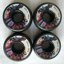 Aggressive inline skate wheels -  4 x Hyper Cell Block 58mm 88a vintage Senate