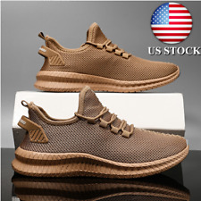 Men's Athletic Running Shoes Casual Outdoor Jogging Sports Tennis Sneakers Gym
