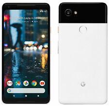 Google Pixel 2 XL - 64GB - Black & White (Unlocked) Smartphone