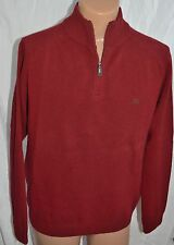 NEW NWT Pedro Del Hierro Spain Long Sleeve sweater geelong lambswool size L