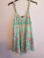 GAP- Pregnant Mum-To-Be Ladies Womens Girls Floral Maternity Dress / Top Size 10