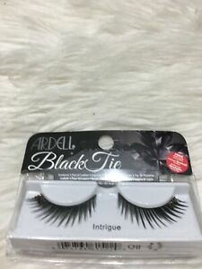 Ardell Eye Lashes Black Tie Intrigue with crystals Bs04