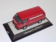 "1/43 Premium Classixxs Volkswagen K3 Transporter in red ""Zundapp"" Limited 1000"