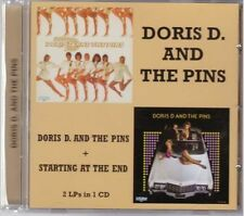 Doris D And The Pins + Starting At The End FIRST TIME ON CD!