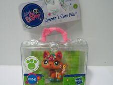 Littlest Pet Shop Shimmer N Shine Fox Glitter Figure 2341 NEW retired