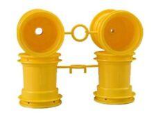 Pièces et accessoires jaunes pour véhicules RC Tamiya 1/10