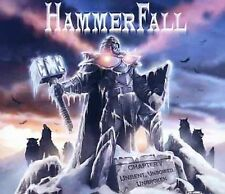 HammerFall Metal Digipak Music CDs & DVDs