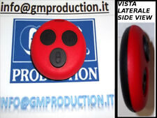 COVER MILAN RED BLACK SMART FORTWO 450 3 BUTTONS FOR REMOTE CONTROL USA YOUR KEY