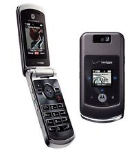 FAIR Verizon Motorola Moto W755 No Contract 3G 1.3MP Camera MP3 CDMA Flip Phone
