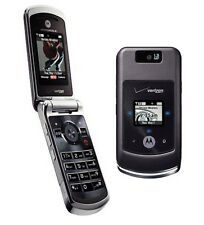 GREAT Verizon Motorola Moto W755 No Contract 3G 1.3MP Camera MP3 CDMA Flip Phone