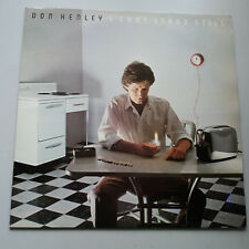 Don Henley- I Can't Stand Still Vinyl LP UK 1st The Eagles 1982 A2/B1 EX/EX+
