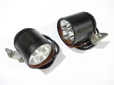 Cree 35W LED Driving Light x2 3500LM Africa Twin KLR650 KTM 1190 1290 VFR1200X