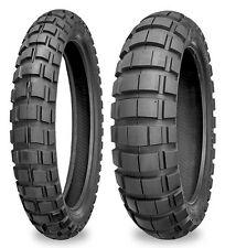 Shinko 90/90-21 & 130/80-17 804/805 Tire Set For XL600R, KLR650, DR650SE, XT600