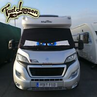Motorhome Screen Cover Curtain Wrap fiat Ducato Boxer Relay besscarr