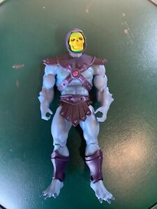 MOTUC Masters of the Universe Classics Mattel Skeletor loose incomplete READ