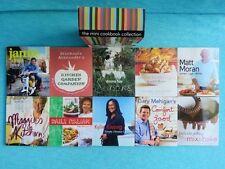 MINI COOKBOOK COLLECTION 10 BOOKS JAMIE OLIVER MAGGIE BEER MATT MORAN DONNA HAY