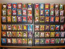 Wacky Packages Flashback Series 1 ~ 72 Card Set Now OOP