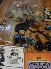 Hasbro Kenner Galoob Star Wars Micro Machines large lot