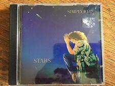Simply Red - Stars - British Rock Pop ~ 1991 Album CD