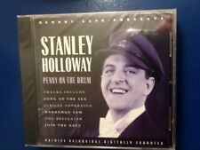 STANLEY.  HOLLOWAY.       PENNY. ON. THE. DRUM.        NINETEEN. TRACKS.