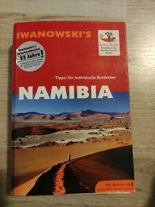 Namibia - Reiseführer von Iwanowski von Michael Iwanowski (2015, Taschenbuch)