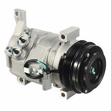 A/C Compressor Fits Cadillac Chevrolet GMC Hummer OEM 10S20F With Rear A/C 77363