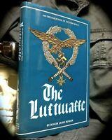 THE LUFTWAFFE: AIR ORGANIZATION OF THE THIRD REICH ~ 2ND HC w/ D/J WORLD WAR II