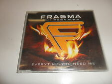 CD  Maria Fragma Feat.Rubia - Everytime You Need Me