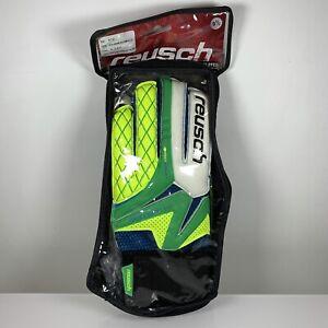 Reusch Waorani SG Impact Goalkeeper Gloves Size 9.5 - Brand New