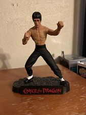 Bruce Lee Pvc Statue 7.5 Inches Tall