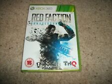 Red Faction: Armageddon (Microsoft Xbox 360, 2011) NEW & SEALED