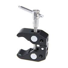 US CAMVATE Magic Friction Arm Super Clamp Crab Pliers Clip DSLR Camera Stud