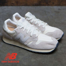 New Balance 520 Retro Men's Sneakers White Grey Suede Size 7 *NEW in BOX*