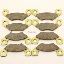 Front Rear Brake Pads For John Deere Gator HPX All Sintered Brakes 2004-2008
